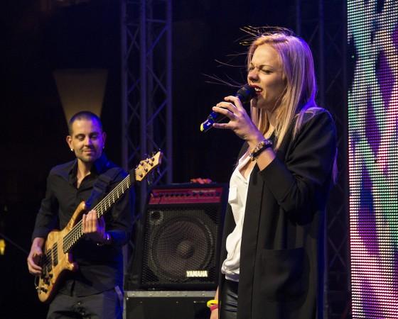 Маги Алексиева Mey и Lola's Quartet